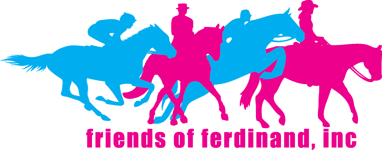Retired from Racing , Not from Life- Friends of Ferdinand