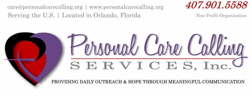 Personal Care Calling Needs You