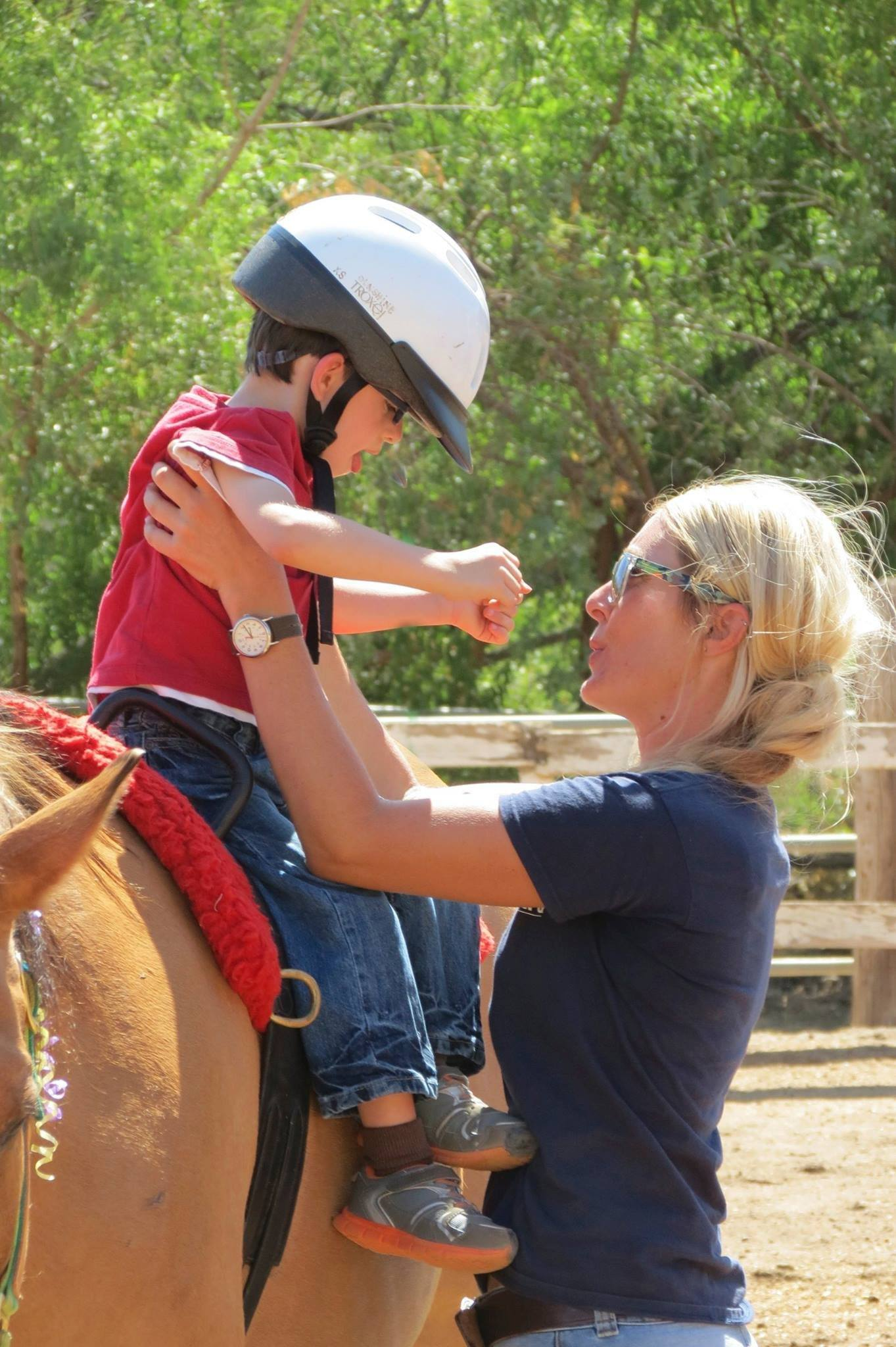 Sunshine Ranch Therapeutic Riding