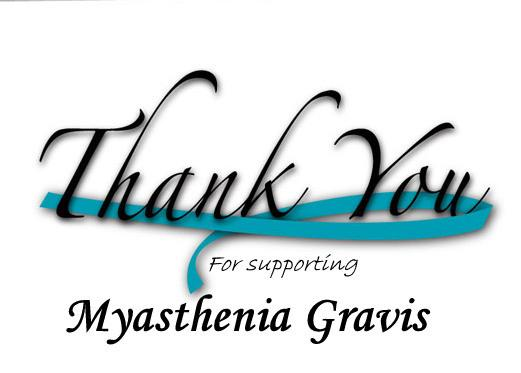 MYASTHENIA GRAVIS~ The Snowflake Warriors