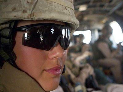 The Fewer, The Prouder, Women Marines