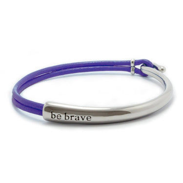 Alcoholism and Drug Dependence Awareness Bracelet