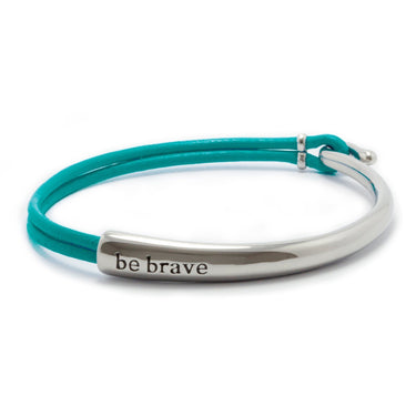 Cervical Cancer Awareness Bracelet