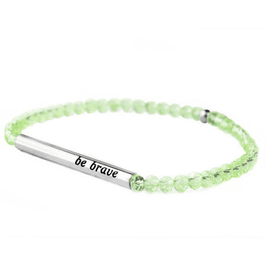 Be Brave Stretch Bracelet