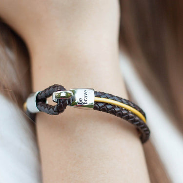 Suicide Prevention and Awareness Bracelet