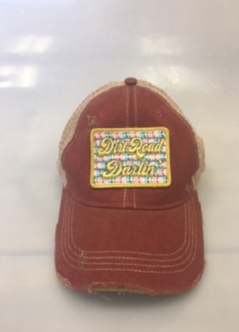 Judith March Dirt Road Darlin' Cap