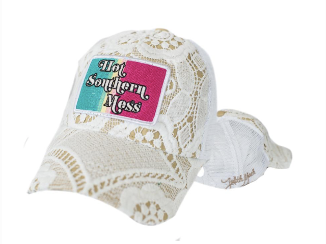 Judith March Hot Southern Mess Cap