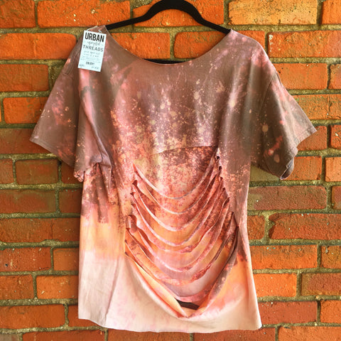 Urban Upcycled Threads Salvage Tee