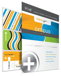 THRIVE Duo Three Day Trial Sample Pack