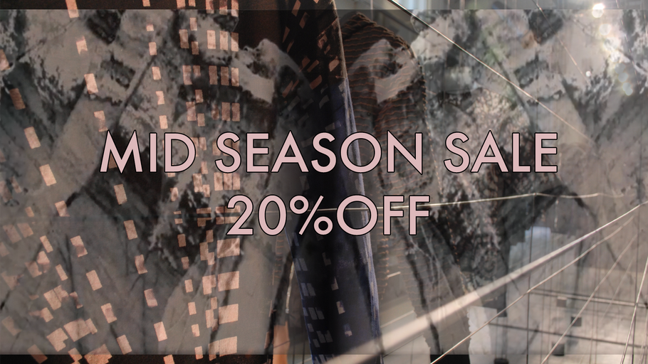 VITTORIO BRANCHIZIO SHOP NOW OPEN - Mid Season SALE