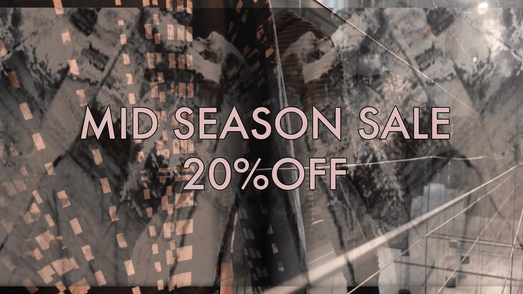 VITTORIO BRANCHIZIO SS2017 Mid Season SALE