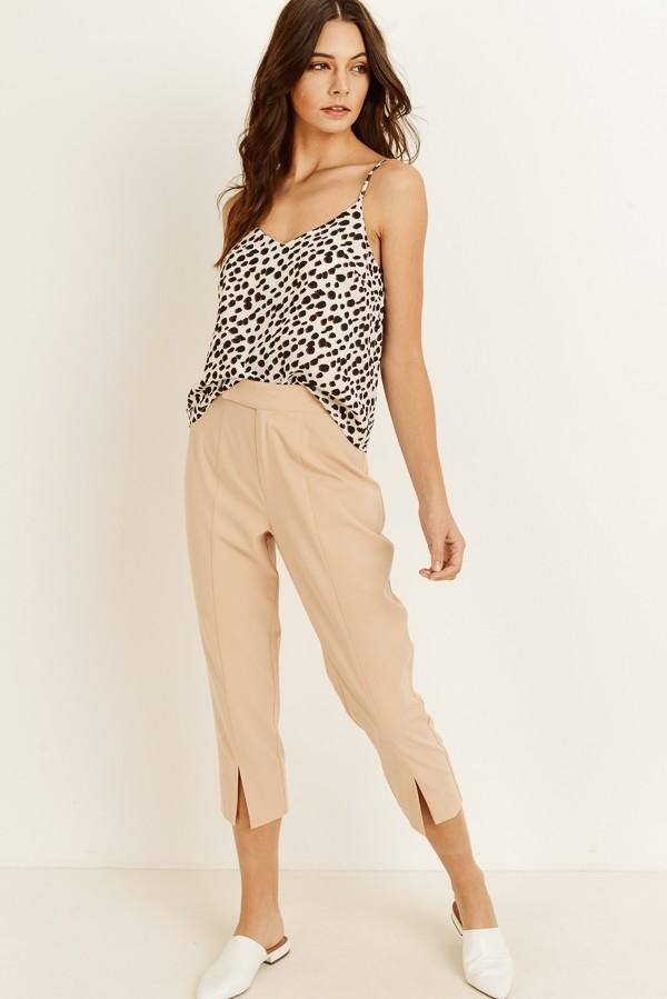 3 Ways To Wear It - Animal Print Top