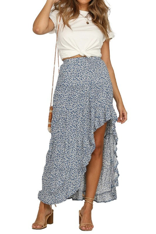 Final Sale - Hey There Lady Maxi Skirt