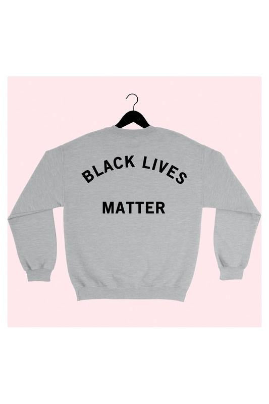 BLM - Black Lives Matter Sweater - Lancaster Pa - women's clothing boutique