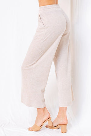Ashley Wide Leg Loungewear Pant