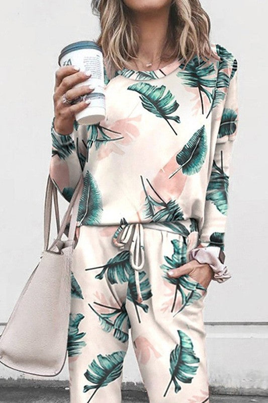 Tropical Joggers