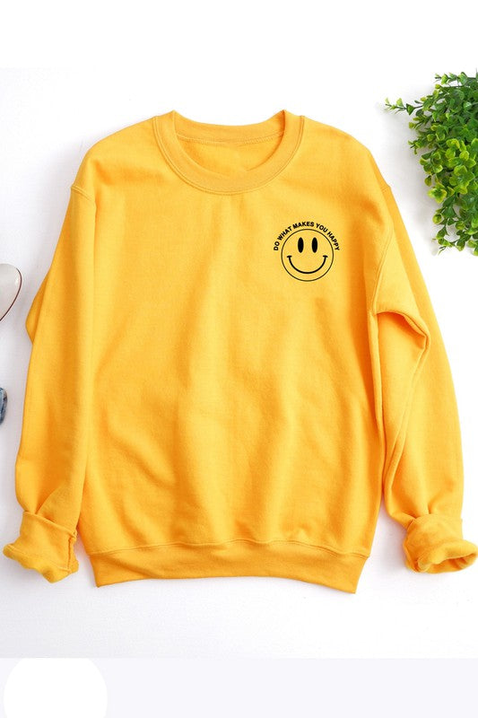 Nicole Taylor Boutique - Lancaster PA womens clothing store - Do what makes you happy - Fall Yellow Sweater