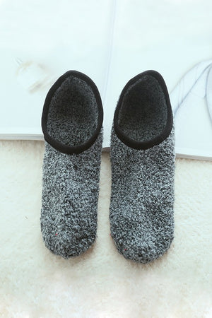 Bootie Anti Slip Cozy Socks
