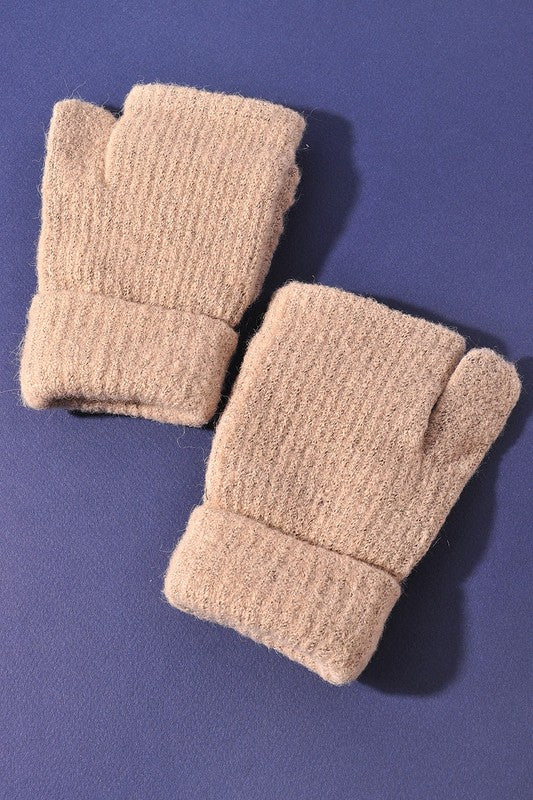 Fingerless Gloves - Mittens