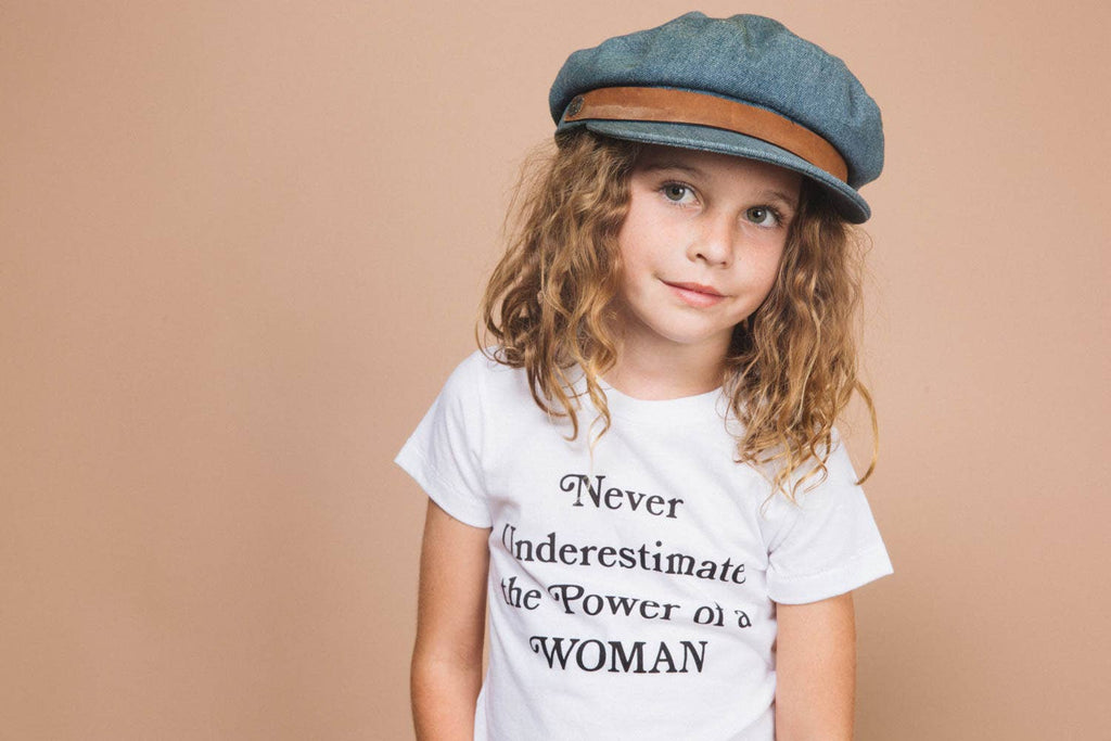 Never Underestimate the Power of a Woman (Kids)