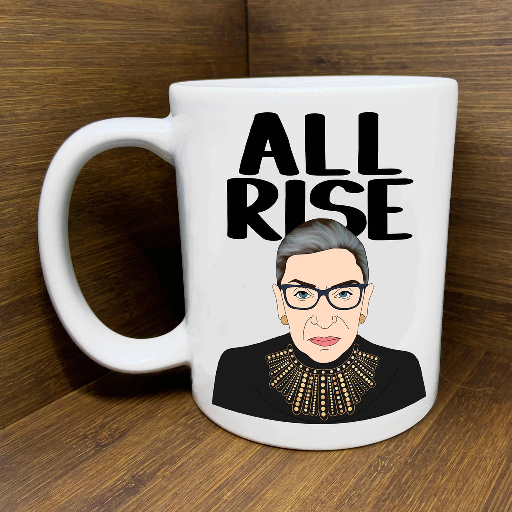 PreOrder- RBG All Rise mug