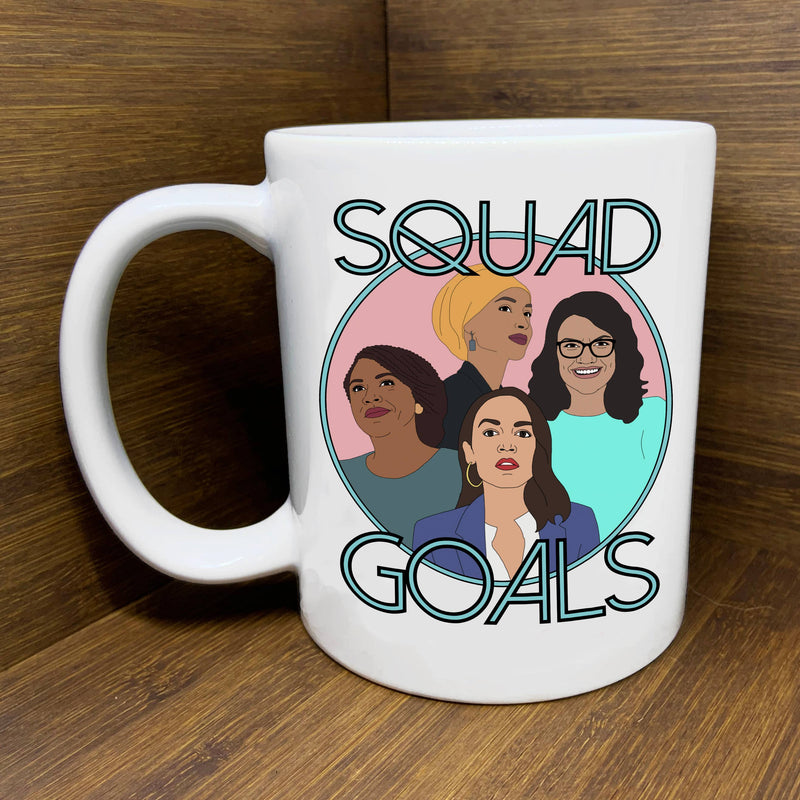 PreOrder- Quad Squad House Superstars Mug