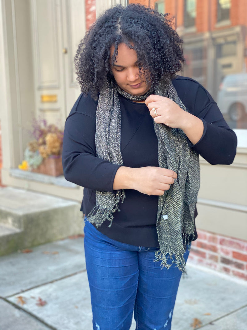 Hidden Treasure Scarf