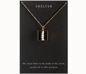 Shelter Necklace