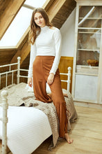 Resort Wide Leg Pants