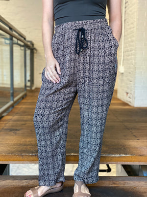 High Waisted Nicole Pants