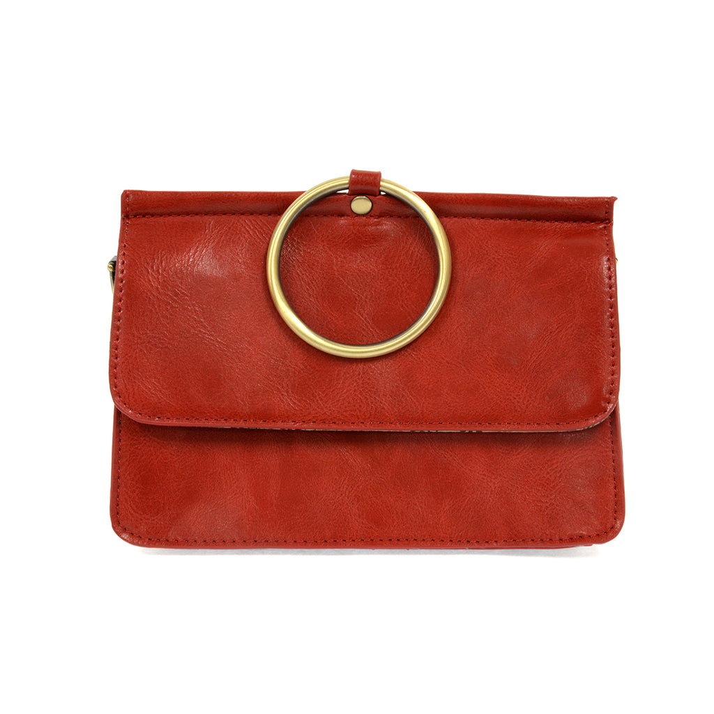 Red Aria Ring Bag