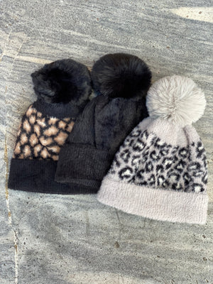 Walk on the Wild Side Beanie