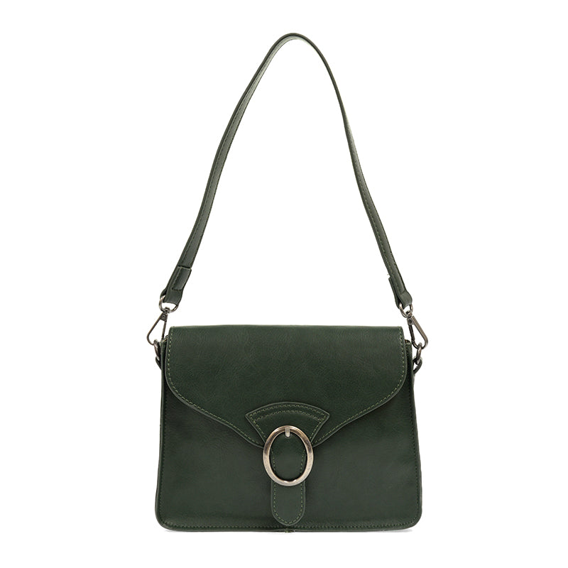 Drea Evergreen Convertible Handbag