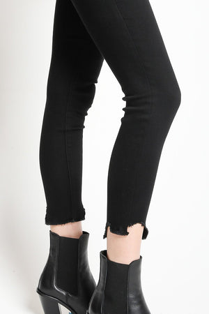 Gemma High Ride Ankle Skinny