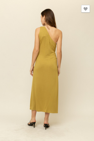 One shoulder Goodie Dress