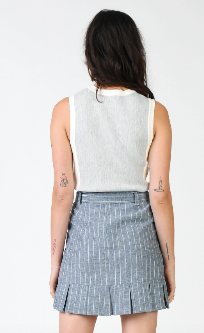 Lightweight Knit Vest Top