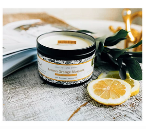 Lemon Orange Blossom Candle
