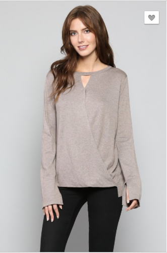 Tan Super Soft Sweater