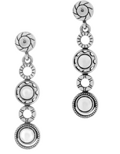 Brighton- Halo Burst Post Drop Earrings - Nicoletaylorboutique