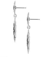 Brighton- Contempo Starburst Post Drop Earrings - Nicoletaylorboutique