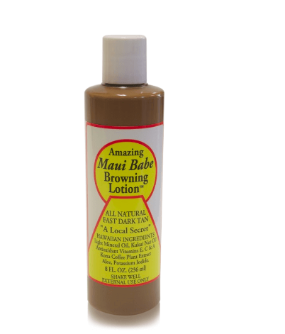 Maui Babe Browning Lotion - Nicoletaylorboutique