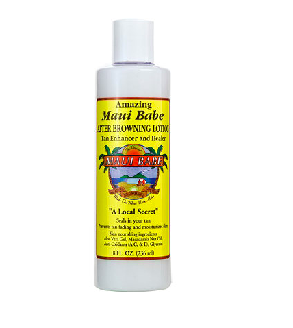 Maui Babe's After Sun lotion - Nicoletaylorboutique