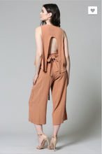 Crop Paperbag Culotte Pants