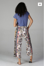 Cropped Colorful Pants