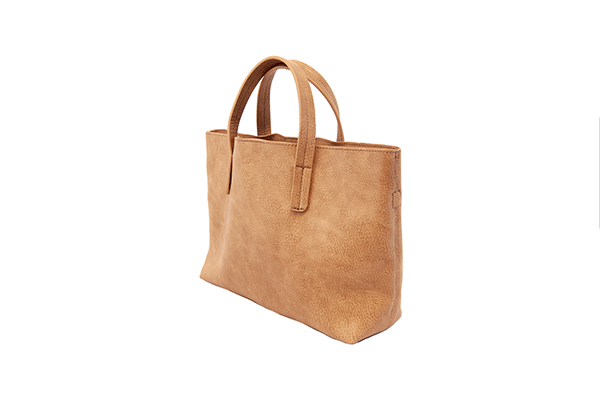 Walnut Kelsey Mini Tote