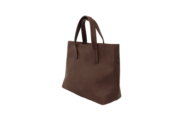 Chocolate Kelsey Mini Tote
