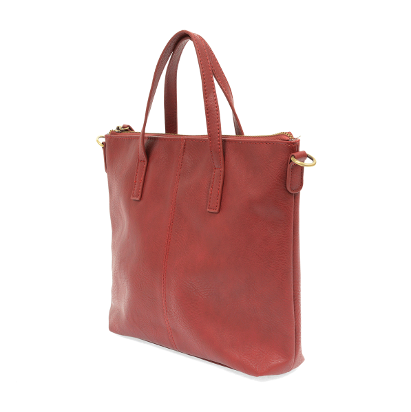 Ruby Kim Top Zip Medium Tote