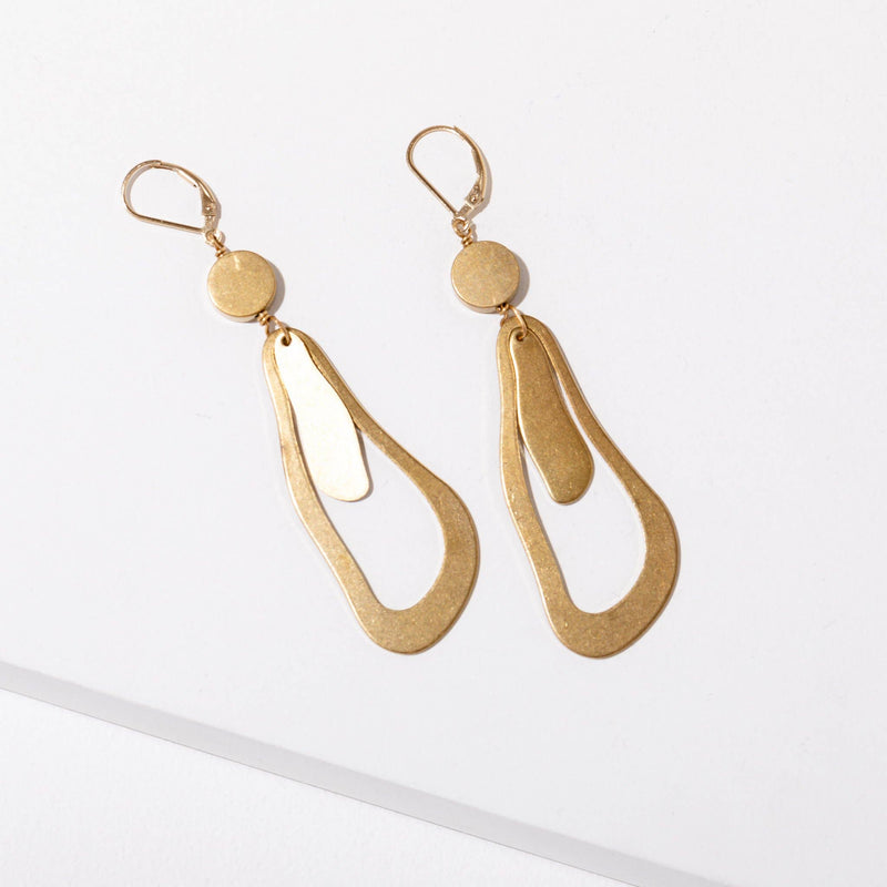 Curie Earrings