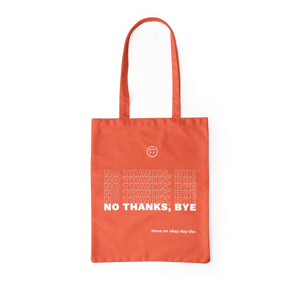 No Thanks Tote