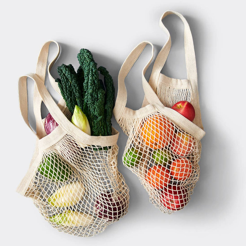 Mesh Market Totes Set of 2